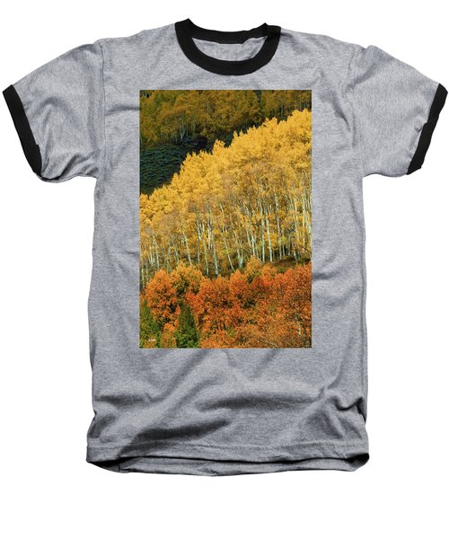 Aspen Waves Baseball T-Shirt