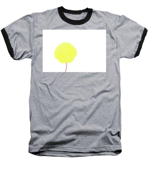 Aspen Yellow Baseball T-Shirt