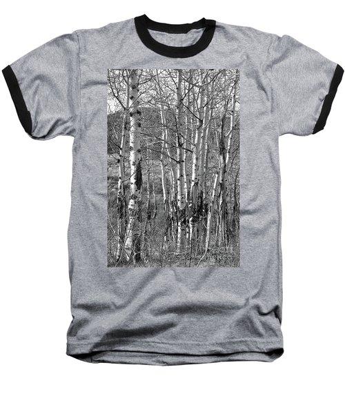 Aspens Baseball T-Shirt by Kathy Russell