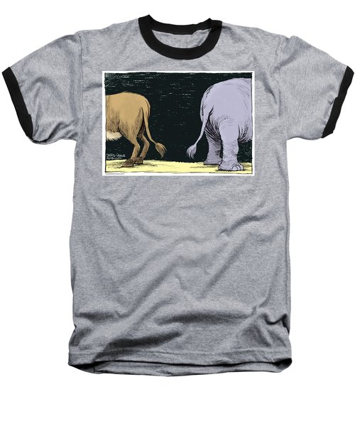 Asses Baseball T-Shirt