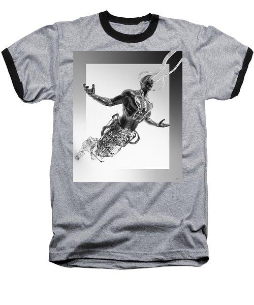 Assimilation Baseball T-Shirt