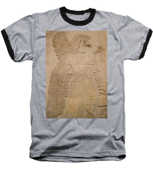 Assyrian Guardian Baseball T-Shirt