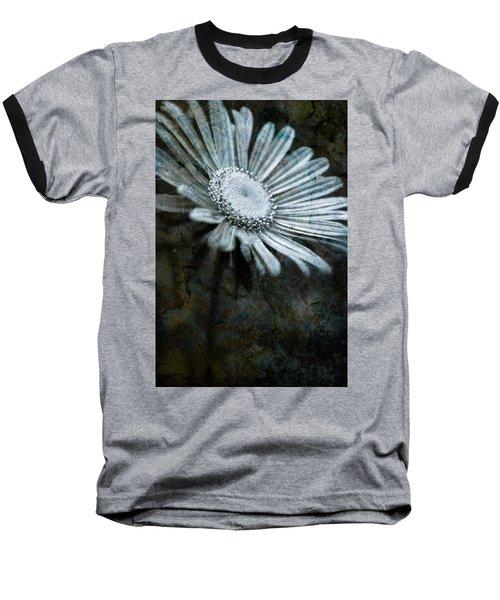 Aster On Rock Baseball T-Shirt