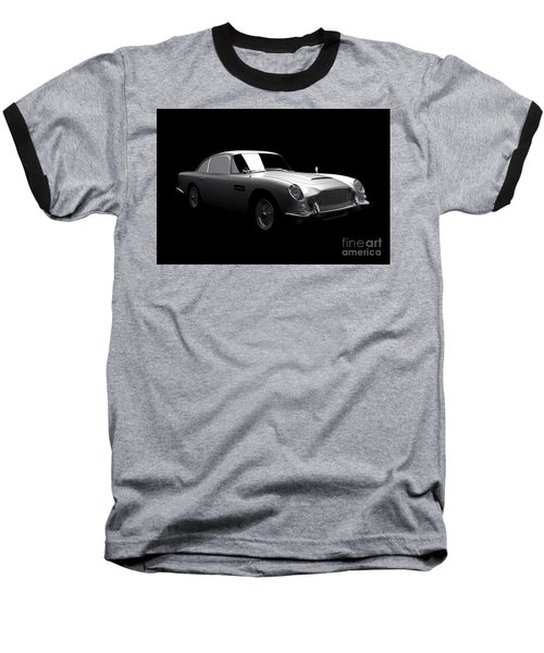 Aston Martin Db5 Baseball T-Shirt