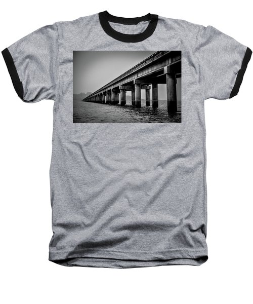Astoria Bridge Baseball T-Shirt