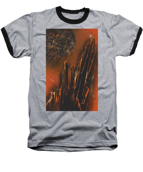 Astral Colonnades Baseball T-Shirt