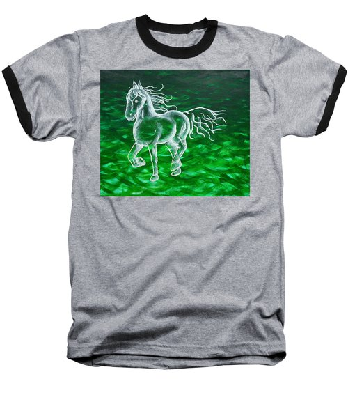 Astral Horse Baseball T-Shirt
