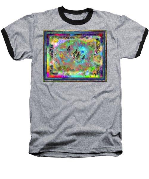 Astral Vision Baseball T-Shirt