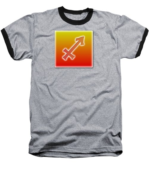 Sagittarius November 22 - December 21 Sun Sign Astrology  Baseball T-Shirt