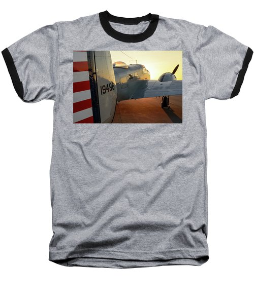 At-11 Sunrise Baseball T-Shirt