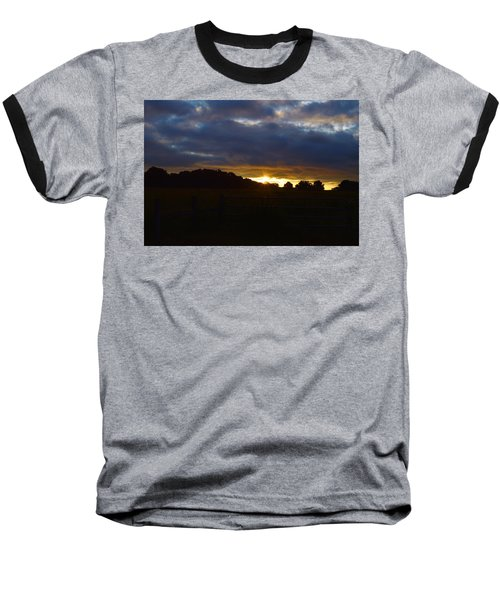 At First Light Baseball T-Shirt