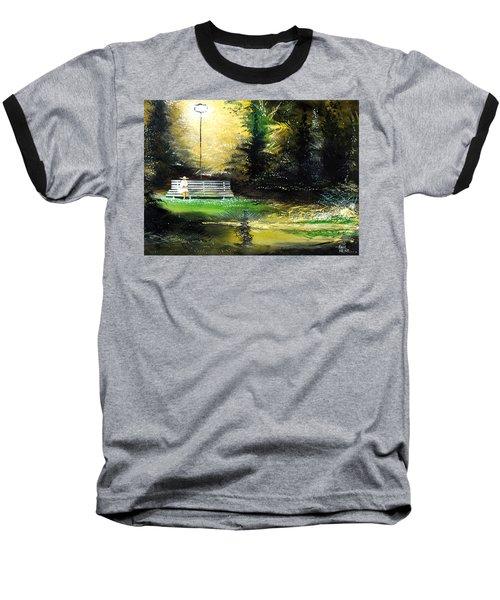 At Peace Baseball T-Shirt