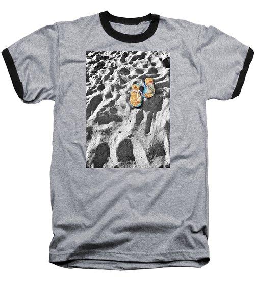 At Sea Baseball T-Shirt by Marwan Khoury