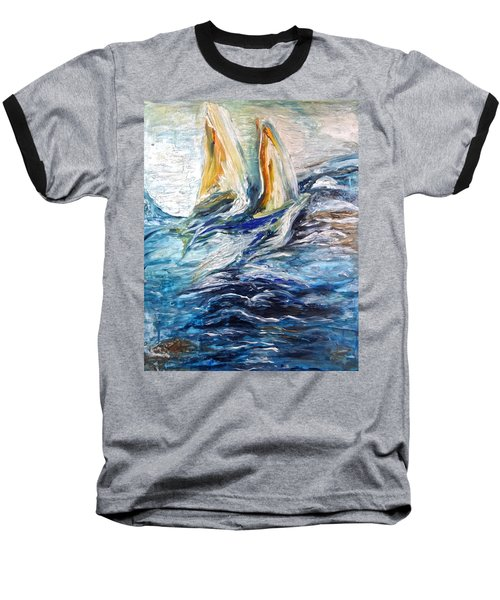 At Sea Baseball T-Shirt