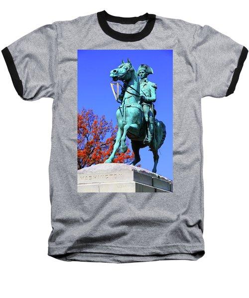At The Battle Of Princeton Baseball T-Shirt