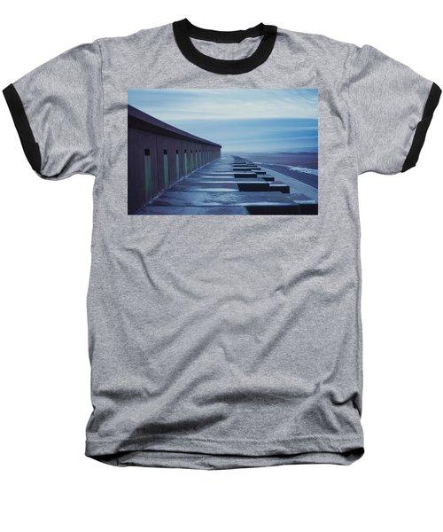 At The Beach Baseball T-Shirt