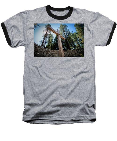 At The Cross Baseball T-Shirt