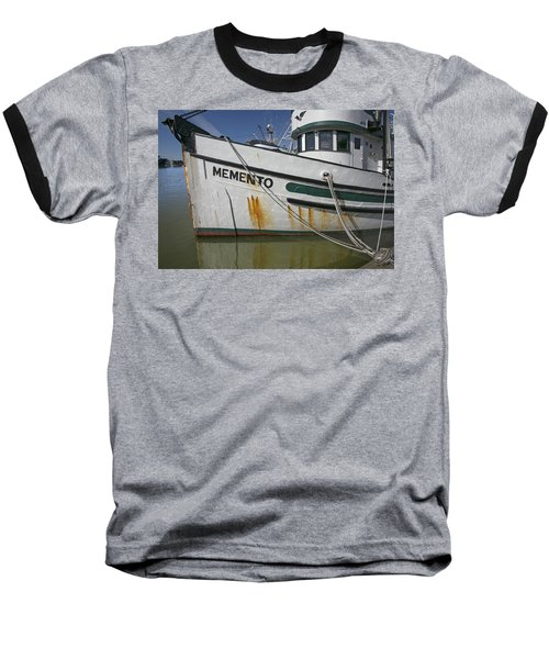 At The Dock Baseball T-Shirt