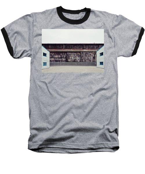 At The Edge Of Town Baseball T-Shirt