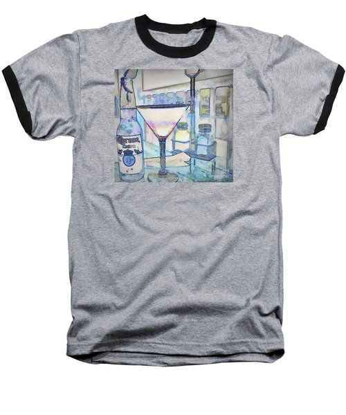 Baseball T-Shirt featuring the photograph At The End Of The Day by Pamela Blizzard