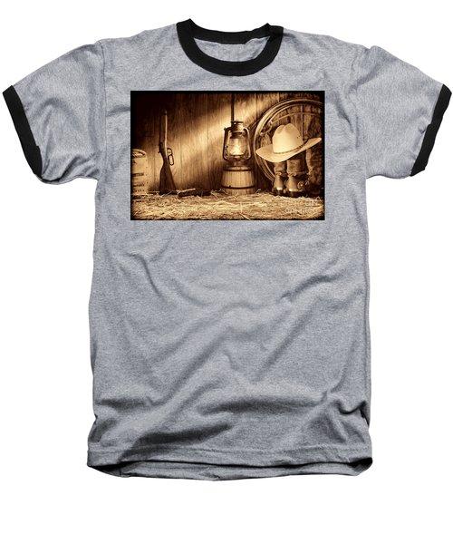 At The Old Ranch Baseball T-Shirt