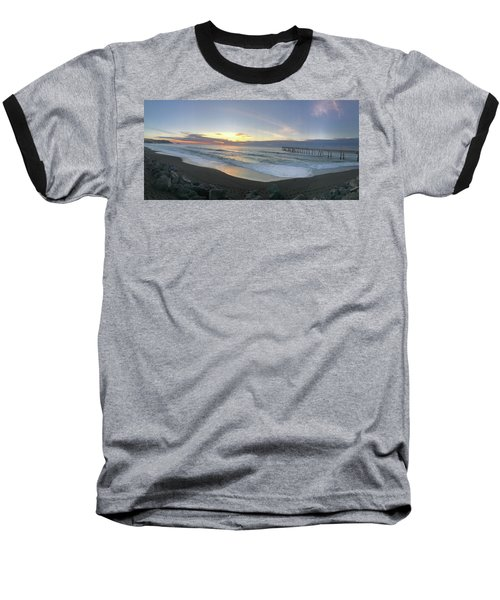 At The Pier Baseball T-Shirt