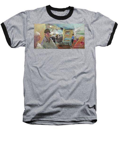 At The Restaurant Baseball T-Shirt