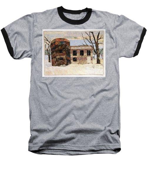 At The River's Edge Baseball T-Shirt