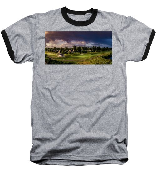 At The Turn Baseball T-Shirt