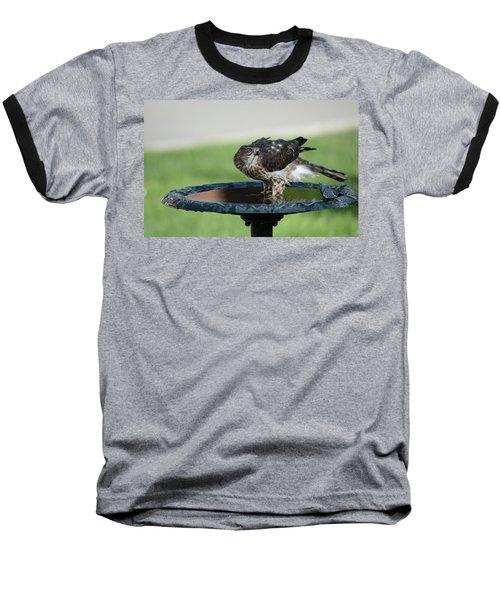 At The Water -1 Baseball T-Shirt