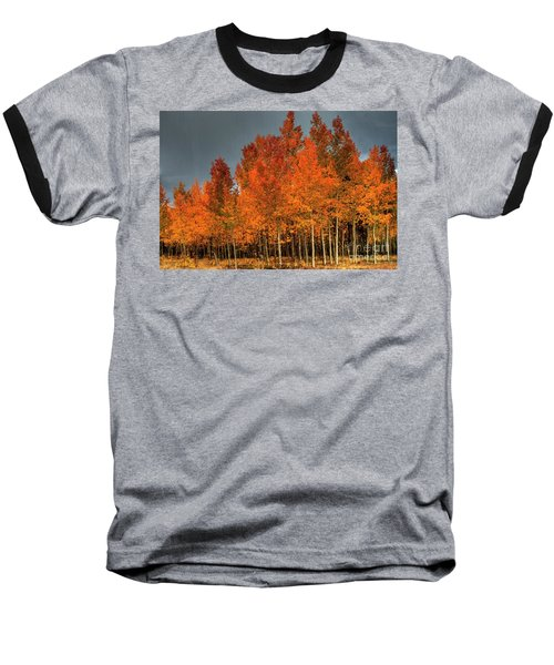 At Their Peak Baseball T-Shirt
