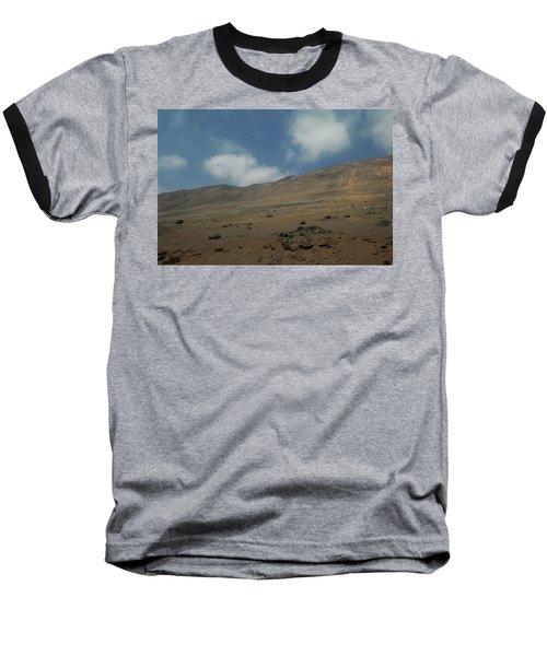 Atacama Desert Baseball T-Shirt