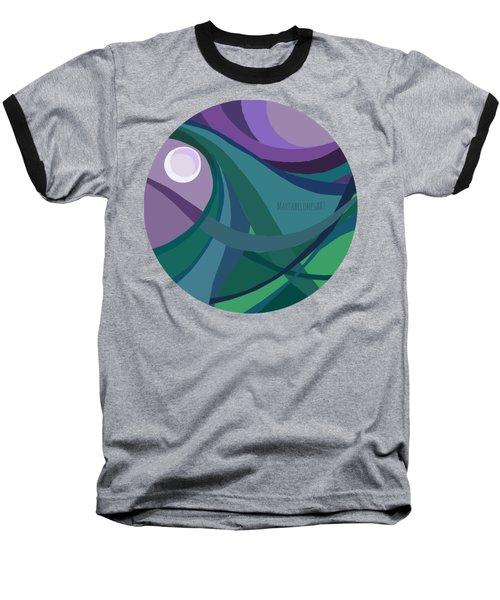 aTARDEcer malva I Baseball T-Shirt
