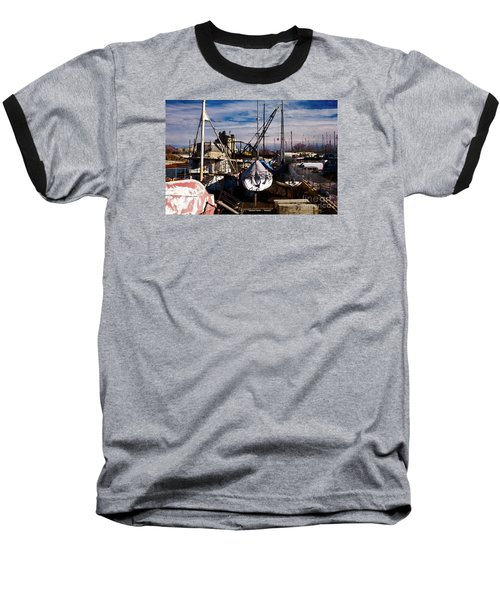 Athena Baseball T-Shirt by David Blank