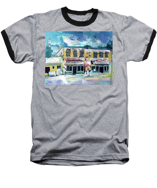 Athens Ga The Grit Baseball T-Shirt
