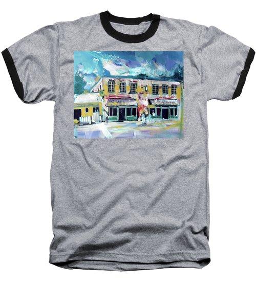 Athens Ga The Grit Baseball T-Shirt