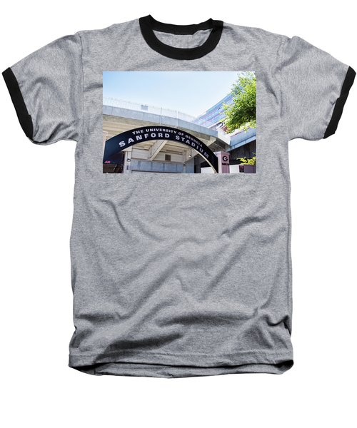 Baseball T-Shirt featuring the photograph Athen's Ritual by Parker Cunningham