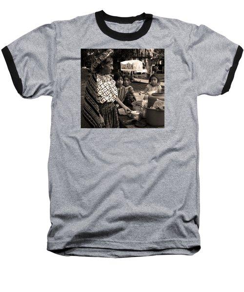 Atitlan Baseball T-Shirt