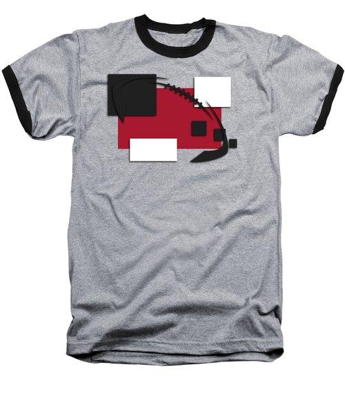 Atlanta Falcons Abstract Shirt Baseball T-Shirt