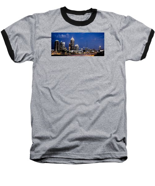 Atlanta Midtown Baseball T-Shirt
