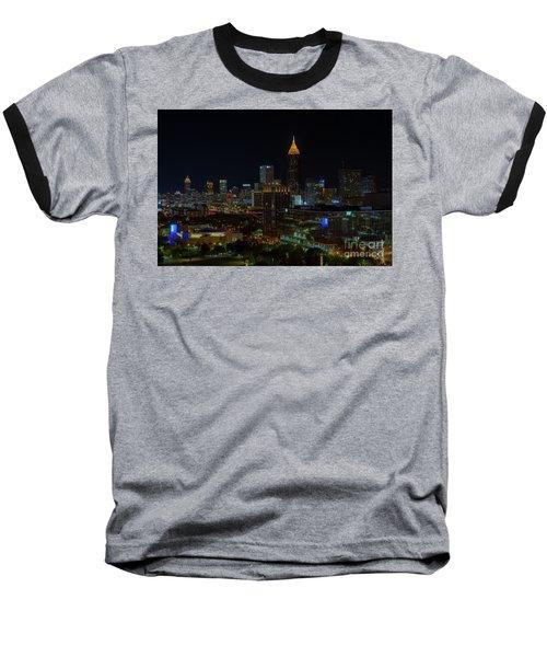 Atlanta Nights Baseball T-Shirt