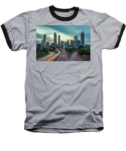 Atlanta Baseball T-Shirt by RC Pics