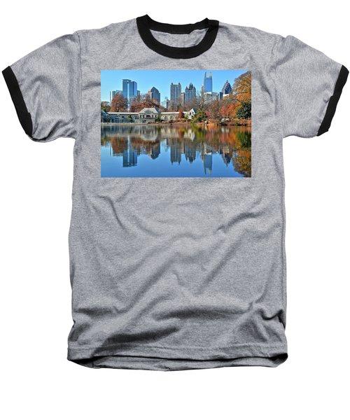 Atlanta Reflected Baseball T-Shirt