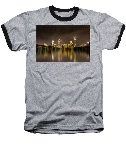 Atlanta Reflection Baseball T-Shirt