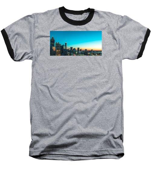 Atlanta Tonight Baseball T-Shirt