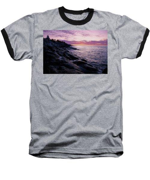 Atlantic Dawn Baseball T-Shirt