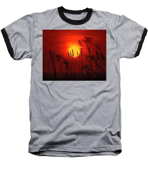 Atlantic Sunrise #2 Baseball T-Shirt