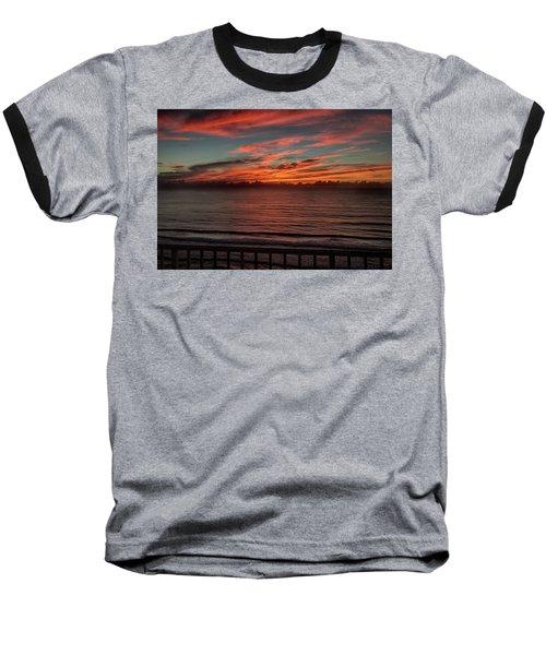Atlantic Sunrise Baseball T-Shirt