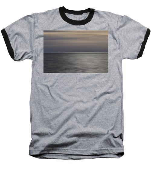 Baseball T-Shirt featuring the photograph Atlantic Sunrise  by Kevin Blackburn