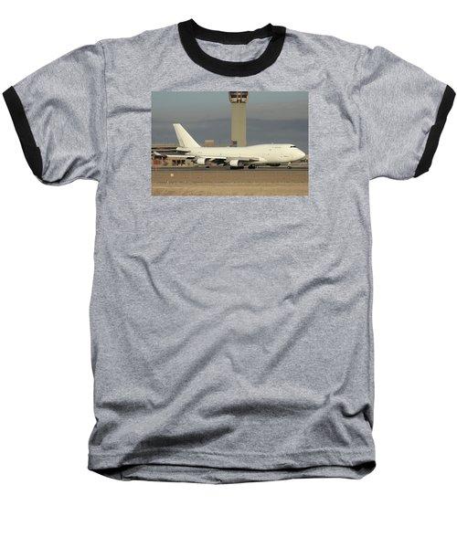 Atlas Air Boeing 747-45e-sf N473mc Phoenix Sky Harbor December 20 2015  Baseball T-Shirt
